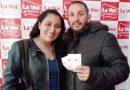 Juan Martín Roza vio el estreno de La Era de Hielo 5 con la Voz de Misiones