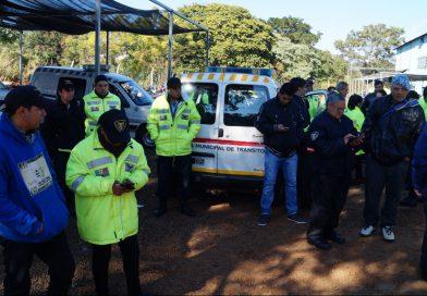 Con otro paro, los inspectores municipales exigen la renuncia del comisario de Losada
