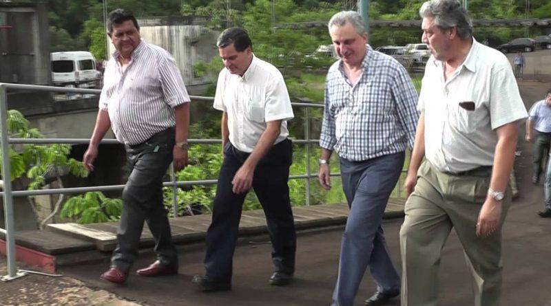 Increíble: Passalacqua propone que Pity Ferreira siga como presidente de EMSA