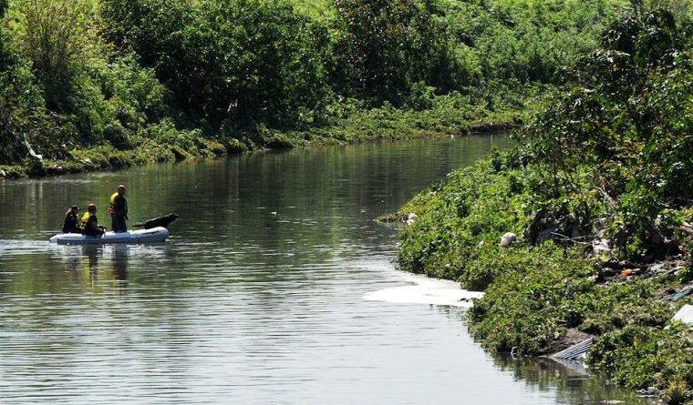 Apareció un cadáver en el arroyo Mártires de Posadas