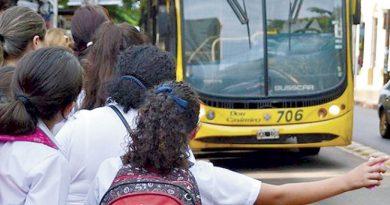 Las empresas de transporte de Posadas cobraron mas de $1.200 millones en subsidios