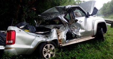 Concejal de San Vicente perdió el control del vehículo y provocó la muerte de su suegra