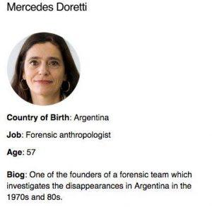 mercedes-doretti