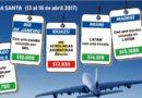 #SemanaSanta: Volar de Buenos Aires a Cataratas sale tan caro como ir a Miami o Madrid