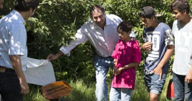 """Se conmemoró el Día Mundial del Agua en la Reserva Natural Urbana """"Arroyo Itá"""""""