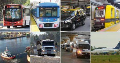 """Gremios del transporte confirman adhesión """"total"""" al paro de la CGT y rechazan los piquetes"""
