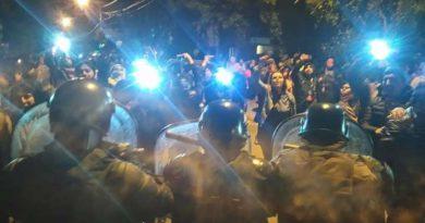 Gravísimos incidentes en Santa Cruz en protesta contra Alicia Kirchner