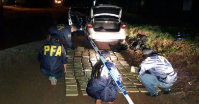Posadeño fue condenado en Corrientes por traficar 100 kilos de marihuana
