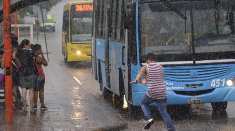 Anticipan tormentas y probabilidad de caída de granizo en Misiones