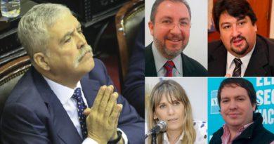 La Renovación se ausentó a la hora de votar la exclusión de Julio De Vido