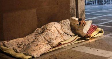 Por culpa del frío polar asistieron a 200 familias en Posadas
