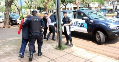 Les negaron la excarcelación a los aduaneros y seguirán presos