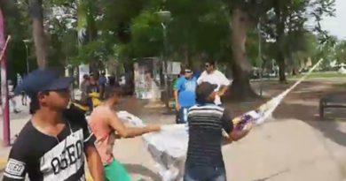 Machismo en Resistencia: Vecinos atacaron con palos y piedras a las mujeres del Encuentro Nacional