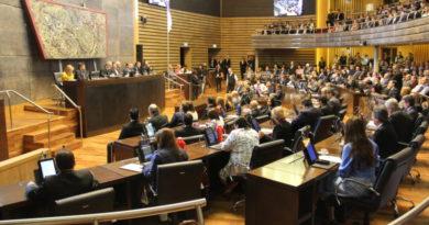El Presupuesto 2018 saldría, a pedir del Gobierno, con voto unánime en la Legislatura