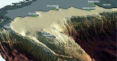 La Armada cree que el submarino explotó y lo buscan en el fondo del mar