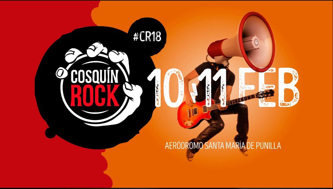 COSQUIN ROCK 2018