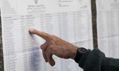 Ya se puede consultar el padrón para las elecciones 2021