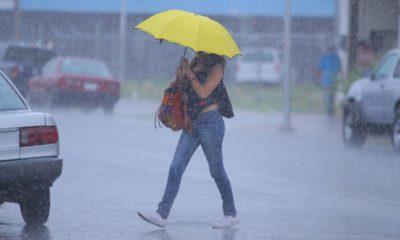 Alerta por lluvias y tormentas para el inicio de la semana en Misiones