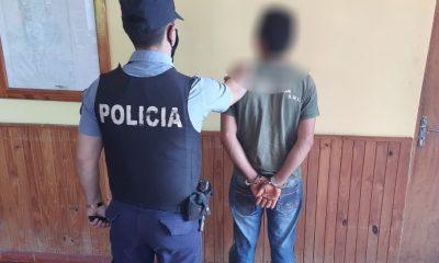 Dos de Mayo: amenazó a su pareja y luego hirió a policías a cuchillazos