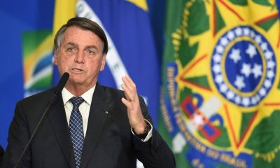 """Bolsonaro: """"Eran buenos tiempos cuando los menores podían trabajar"""""""