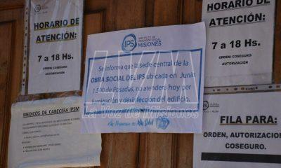 Cajera de IPS dio positivo en Centinela y la hicieron volver a Santo Tomé