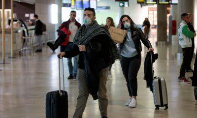 Turismo en pandemia: Paraguay y Uruguay iniciaron los vuelos burbuja