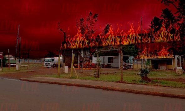 Inminente intervención del cuartel de bomberos de Itaembé Miní