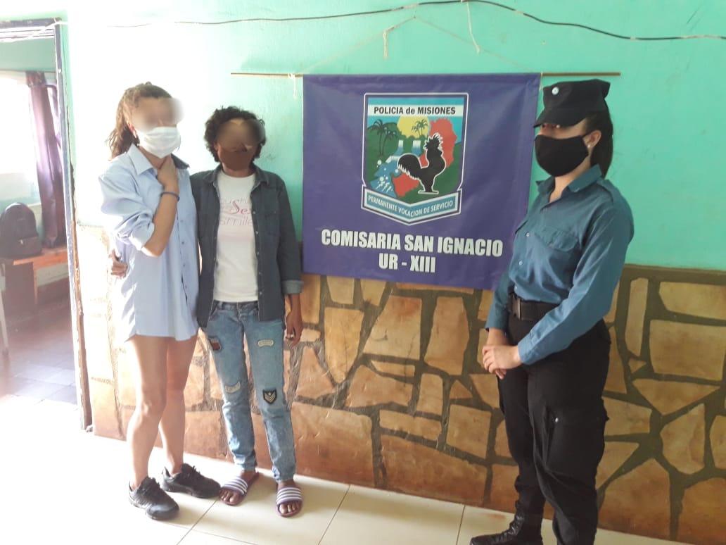 Hallan en Loreto a la joven de 17 años buscada en San Ignacio