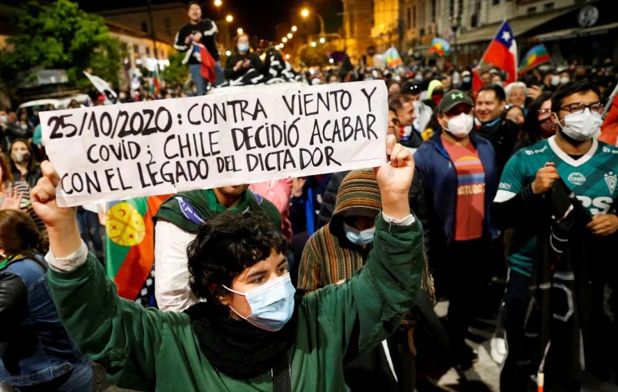 Chile sepultó la Constitución de Pinochet y se encamina a la reforma