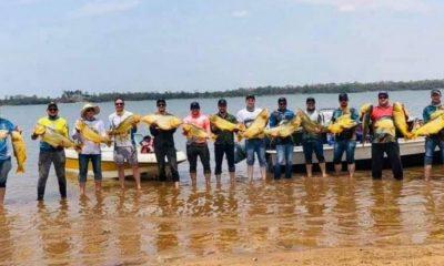 """Echan a los tiros a pescadores paraguayos que """"depredan"""" el Paraná"""