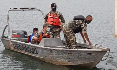 Repatriaron a niño de la comunidad Fortín Mbororé varado en Paraguay