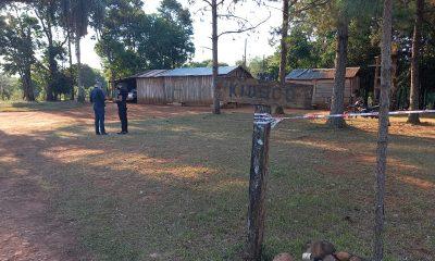 Torturaron y asesinaron a un jubilado de 66 años en Piñalito Sur