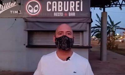 """La respuesta de la Muni a Cabureí: """"No existe persecución personal"""""""