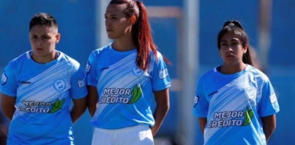 "Debutó Mara Gómez, la primera jugadora trans de Argentina: ""El fútbol me salvó la vida"""