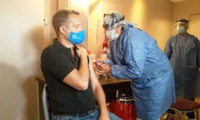 Empezó la segunda tanda de vacunación contra el covid en Misiones