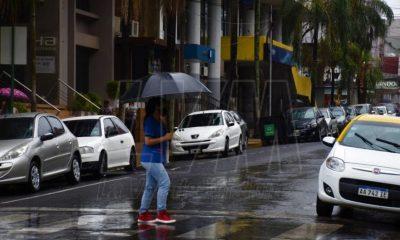 Continúa vigente la alerta por fuertes tormentas en todo Misiones