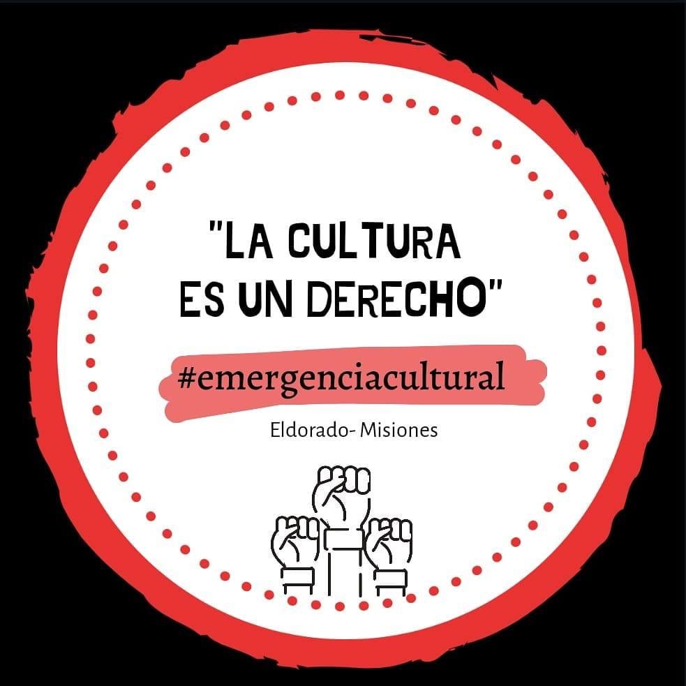 """Trabajadores de la cultura de Eldorado: """"No hay una política planeada"""""""