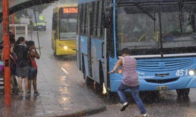 Viernes con más lluvias, que seguirán al menos hasta el domingo en Misiones