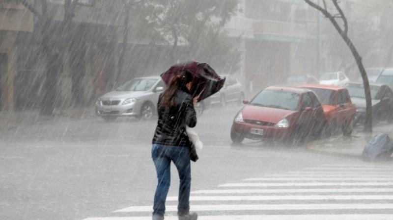 Lluvia intensa, granizo y frío para el fin de semana en Misiones