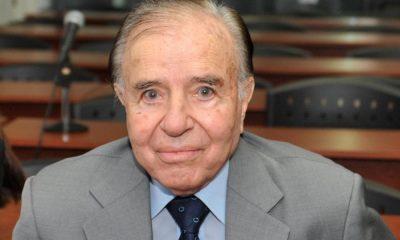 Murió Carlos Saúl Menem, el presidente que marcó la década del 90 en Argentina