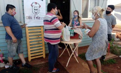 Merendero La Ollita Feliz necesita ayuda para seguir asistiendo familias en Itaembé Guazú