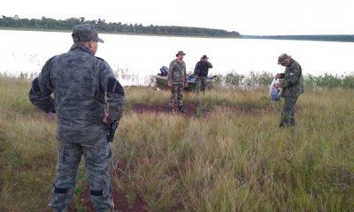 Pescadores furtivos hieren a tiros a dos guardaparques y un policía en Libertad