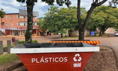 Oberá avanza en la clasificación y reciclaje de la basura