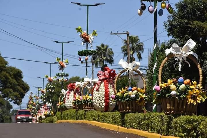 El espíritu de Semana Santa ya invade las calles y plazas de Capioví