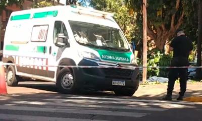 Murió una mujer al caer de un noveno piso en el microcentro de Posadas