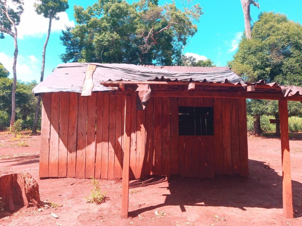 Mirí Marangatú recibió mobiliario, pero necesita materiales para construir su salita