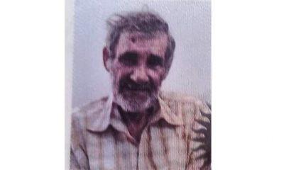 Buscan hace una semana a un vecino de San Javier que padece alzheimer