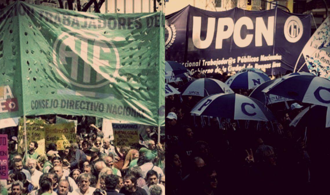 UPCN y ATE