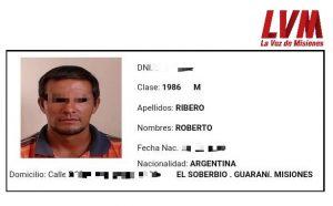 Acusado de matar a tarefero por una deuda en El Soberbio se habría fugado a Brasil