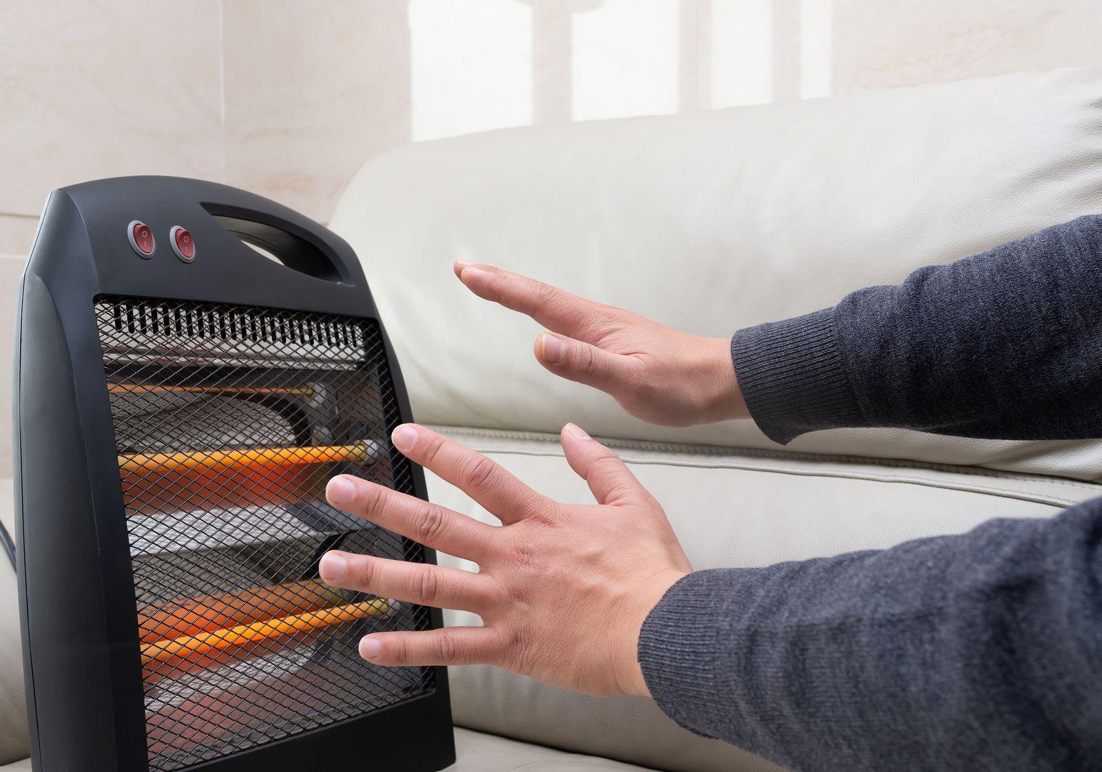 Calefactor, radiador o aire acondicionado: cuál consume menos luz